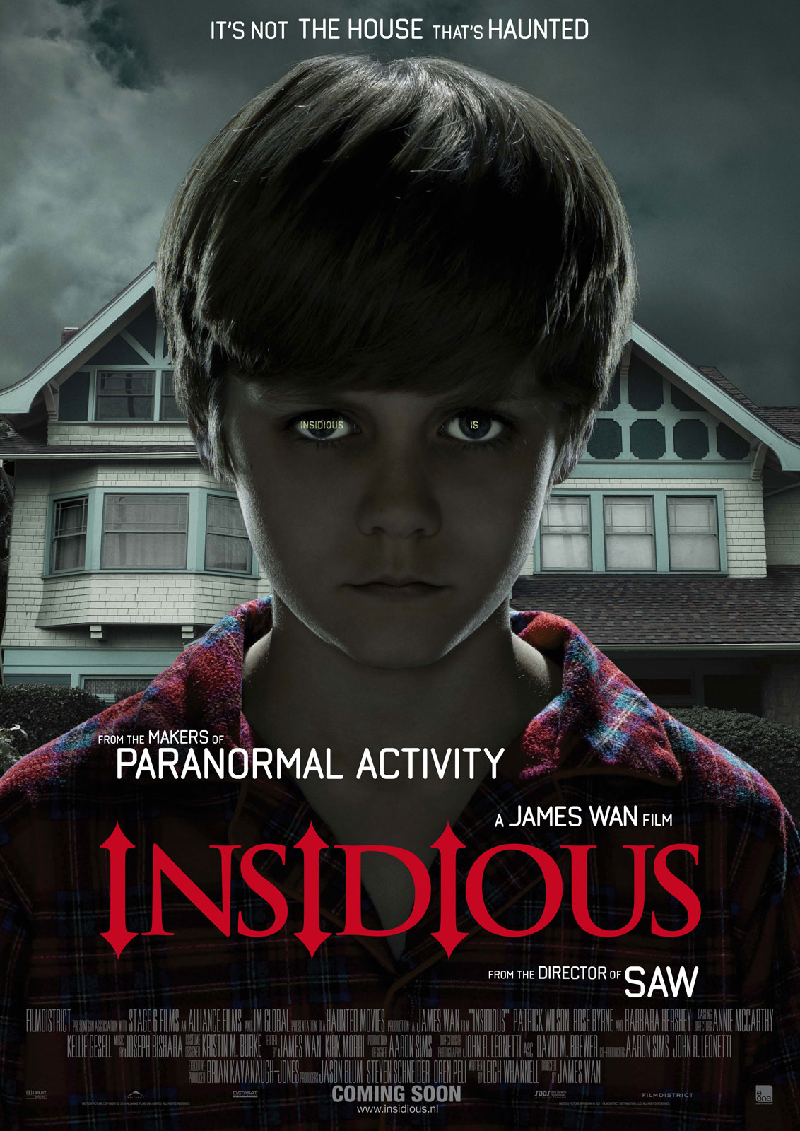 REVIEW: INSIDIOUS (2010) – hqmoviereviews